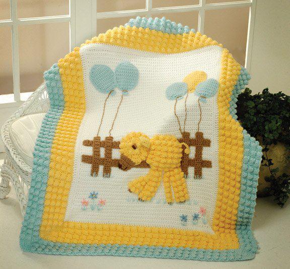 kuzulu bebek battaniyesi