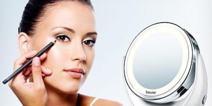 Modern Makyaj Aynası Modelleri