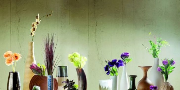 İlginç Dekoratif Vazo Modelleri
