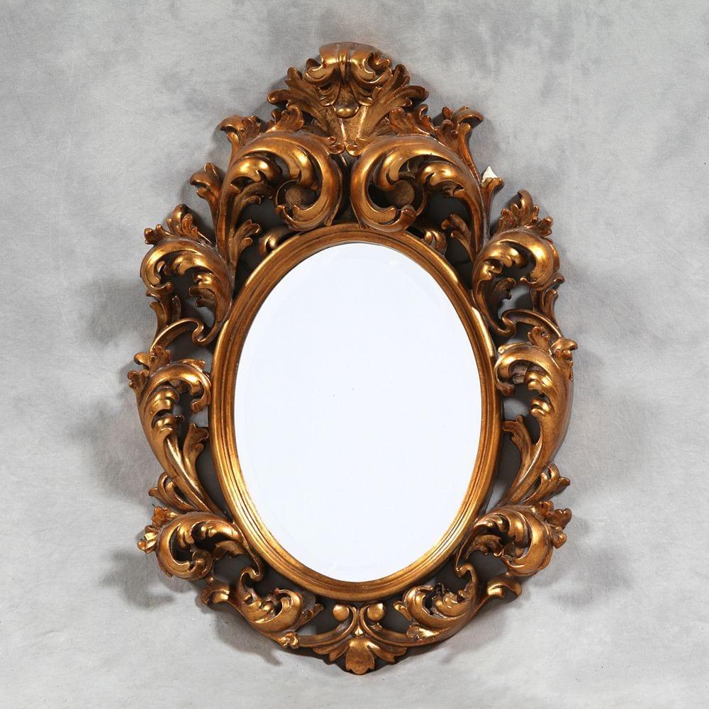 Varak Ayna Modelleri - Oymalı Ayna