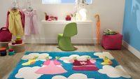 Eğlenceli Çocuk Odası Halı Modelleri