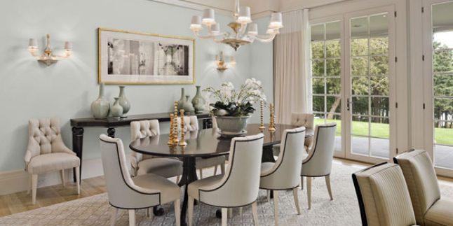 Fransız Stili Yemek Odası Modelleri