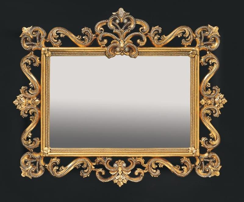 Varak Ayna Modelleri - Kare Varak Ayna