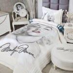 Vinaldi Marilyn Yatak Örtüsü