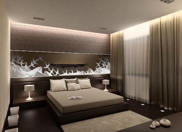 Modern Yatak Odası Teması 2017