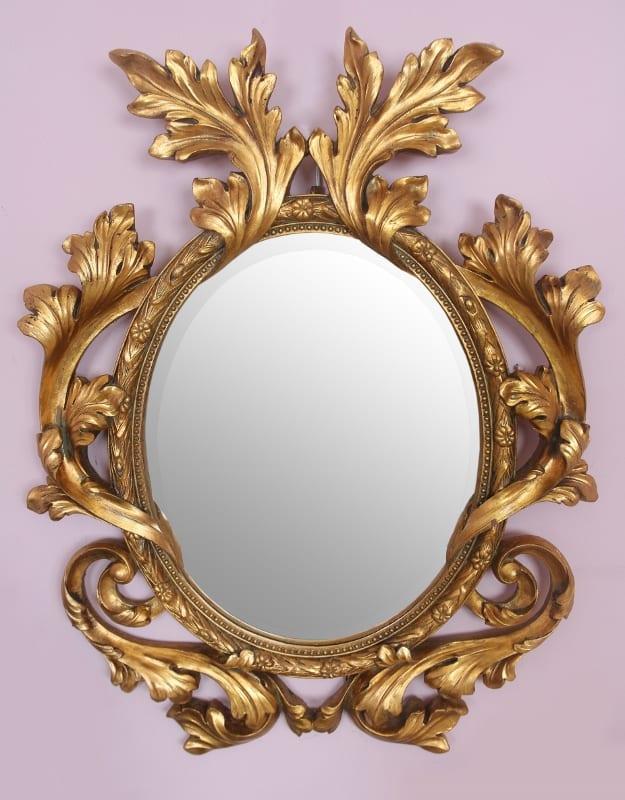 Varak Ayna Modelleri - Klasik Varak Ayna