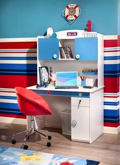 Çocuk odası çalışma masaları