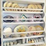 Şık Mutfak Rafı Fikirleri