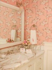 Banyo ve Tuvalette Duvar Kağıdı Modelleri