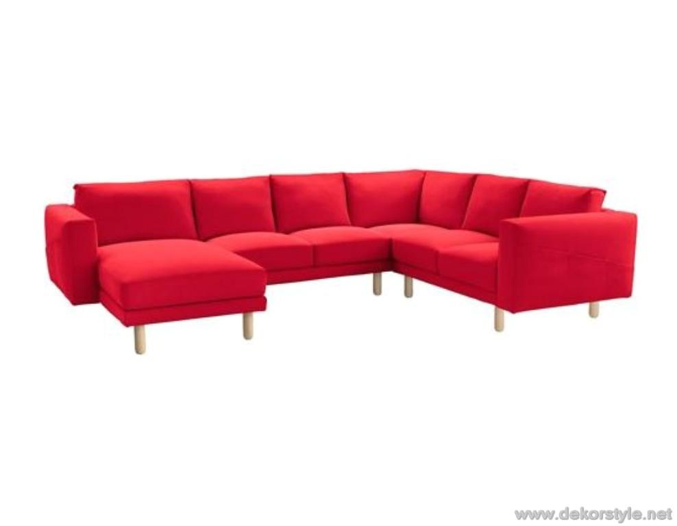 Ikea NORSBORG Köşe Koltuk 3468 TL