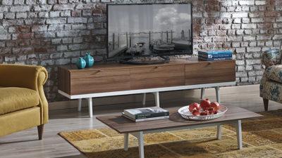 Kelebek Mobilya Modern TV Ünitesi Modelleri