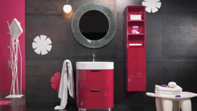 Koçtaş Modern Banyo Dolabı Modelleri