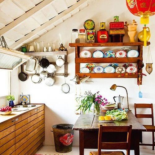 Mutfak-Raf-Tasarımları