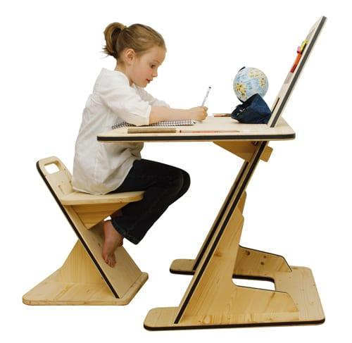Kids Adjustable School Desk 500 x 487