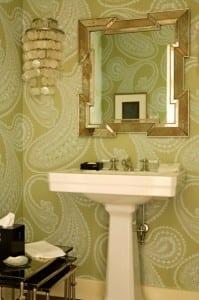 banyolar için Vinil Duvar Kağıdı