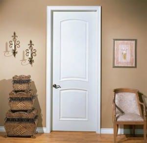 beyaz amerikan kapı