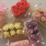 dekoratif kokulu sabun tasarımları