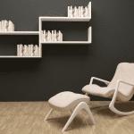 dekoratif moduler-raf