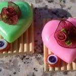 el yapımı dekoratif sabunlar