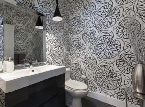 En Güzel Banyo Duvar Kağıdı