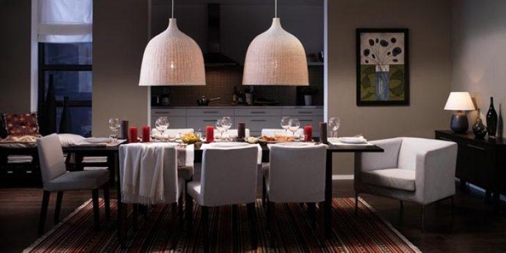İkea 2015 Modern Yemek Masası Modelleri