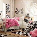 kız odası dekorasyon modelleri