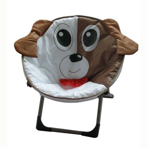 katlanan köpek figürlü sandalye