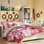 kiz oda dekorasyonlari