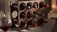 Dekoratif Şarap Standı Modelleri