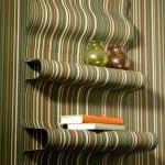 modern çizgi desenli duvar kagidi modeli
