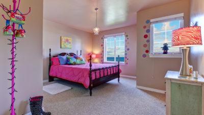 Genç Kız Odalarına Çağdaş Dekorasyon Önerileri