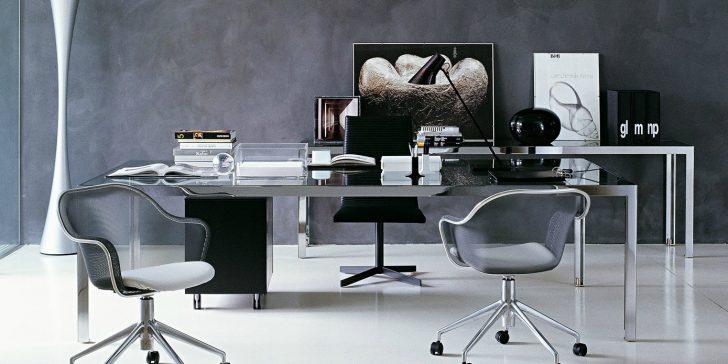 Yeni Moda Modern Ofis Masası Modelleri