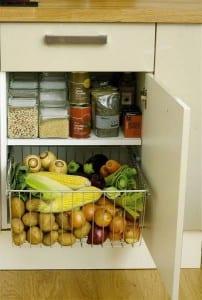 mutfak kiler dolap tasarımları