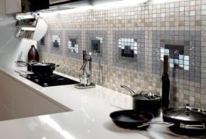Tekzen mutfak tezgah arası seramik modelleri