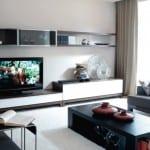 yeni moda Kelebek modern Tv Üniteleri