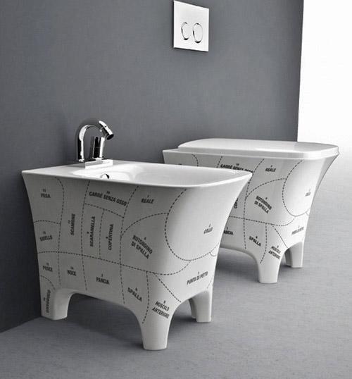 yeni moda klozet tasarımları banyo-aksesuarları