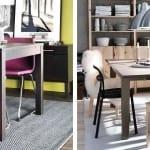 yeni moda modern ikea yemek masası modelleri