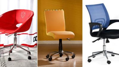 Yeni Moda Çalışma Koltuğu Modelleri