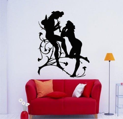 Dekoratif Duvar Süsü Dizaynı