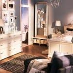 Ikea yatak odasi