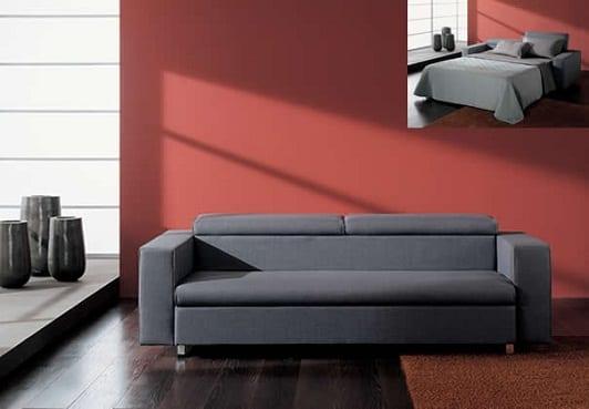 Modern tasarim yatakli kanepe modeli