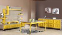 Yeni Trend Yemek Odası Modelleri 2015