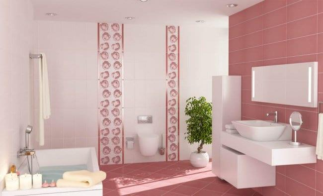 Rose çanakkale Banyo Seramik modelleri