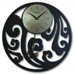 Yeni tasarim dekoratif duvar saatleri