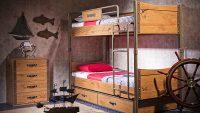 Genç Odalarına Ahşap Ranza Modelleri 2015