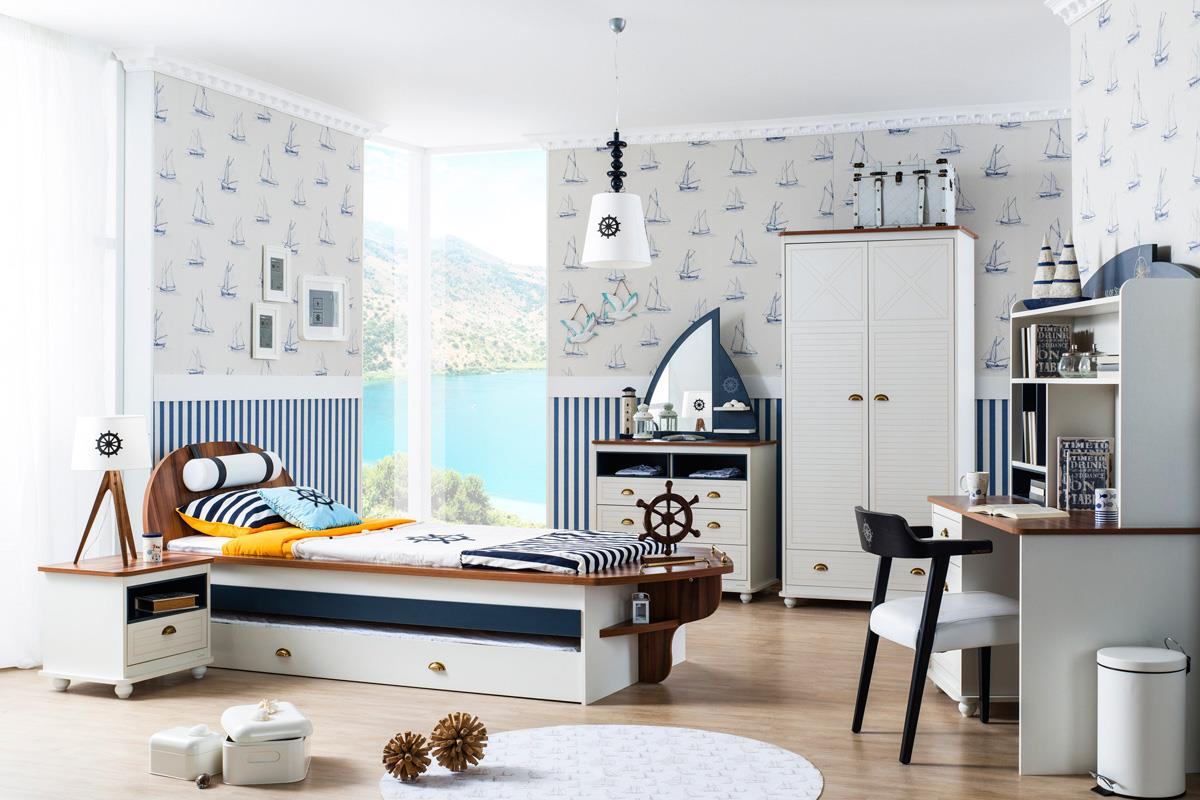 alfemo mobilya 2015 ocuk odas modelleri dekorstyle. Black Bedroom Furniture Sets. Home Design Ideas