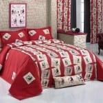apolena modern genç yatak örtüsü