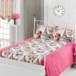 apolena paris desenli yatak örtüsü