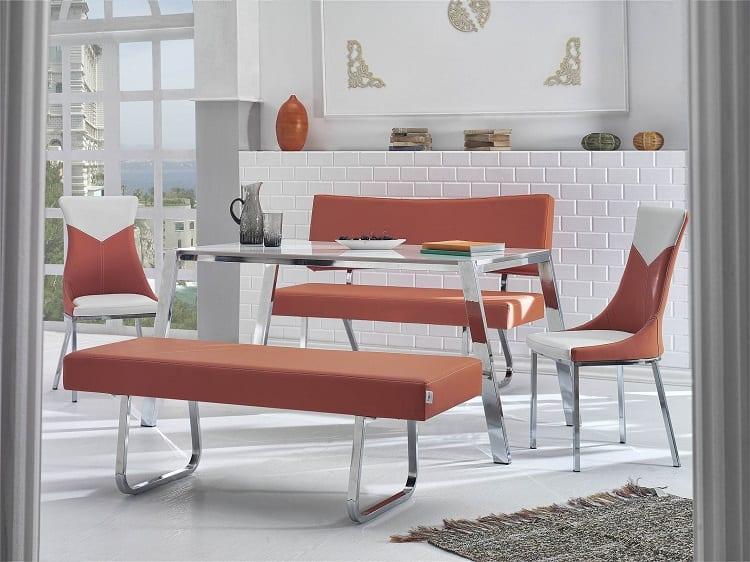 bankli mutfak masasi modelleri