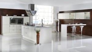 beyaz istikbal regina mutfak modelleri